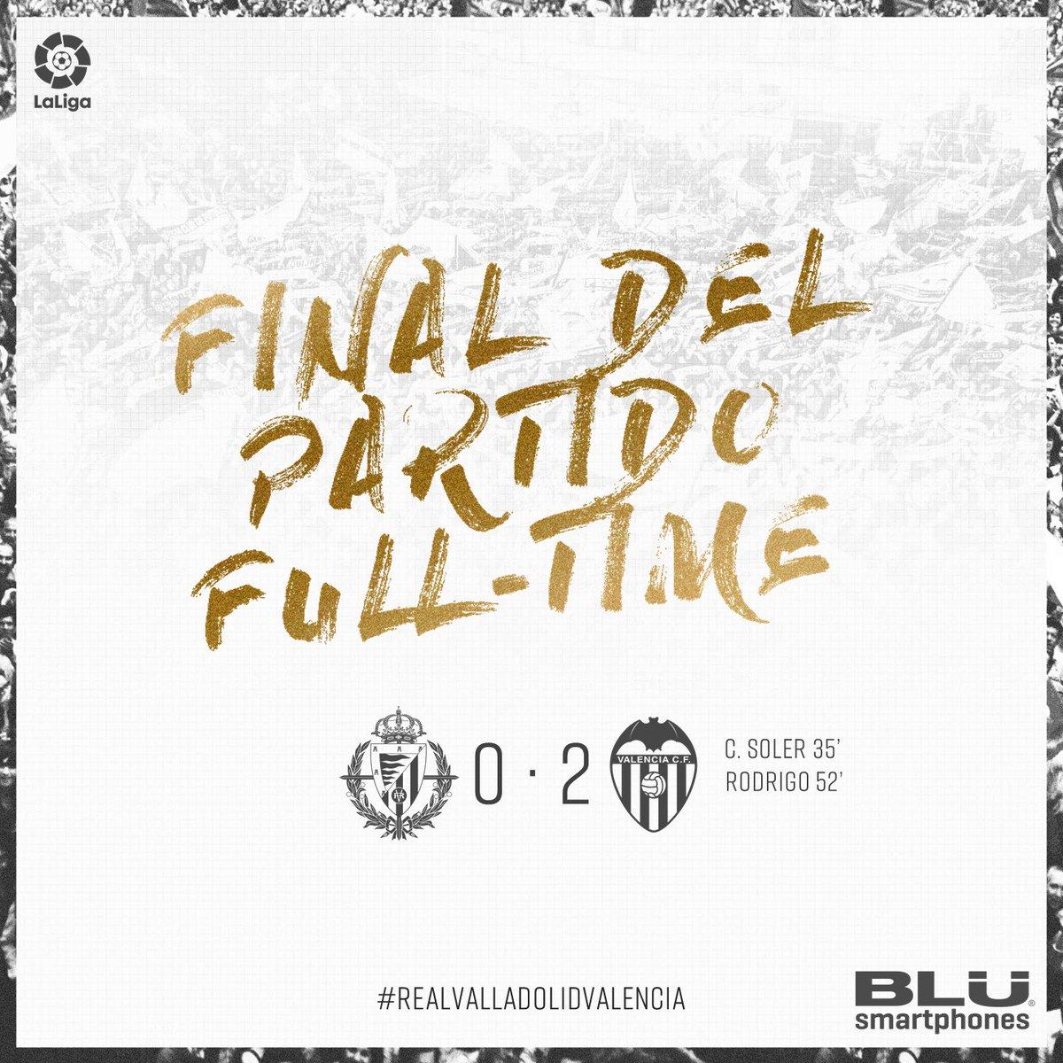 Valladolid-FC Valence