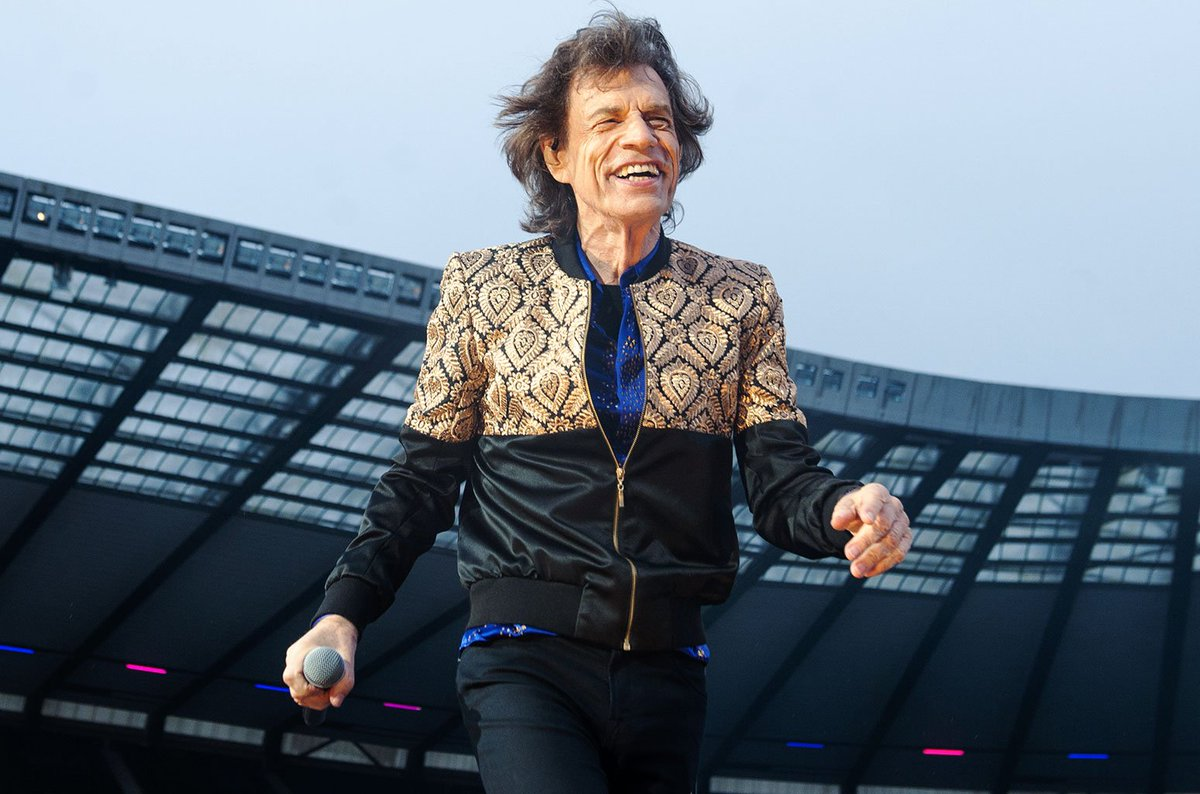 Watch Mick Jagger rock out to new tunes following heart surgery https://t.co/vt6rW8rlSH https://t.co/ghRVhIzYD4