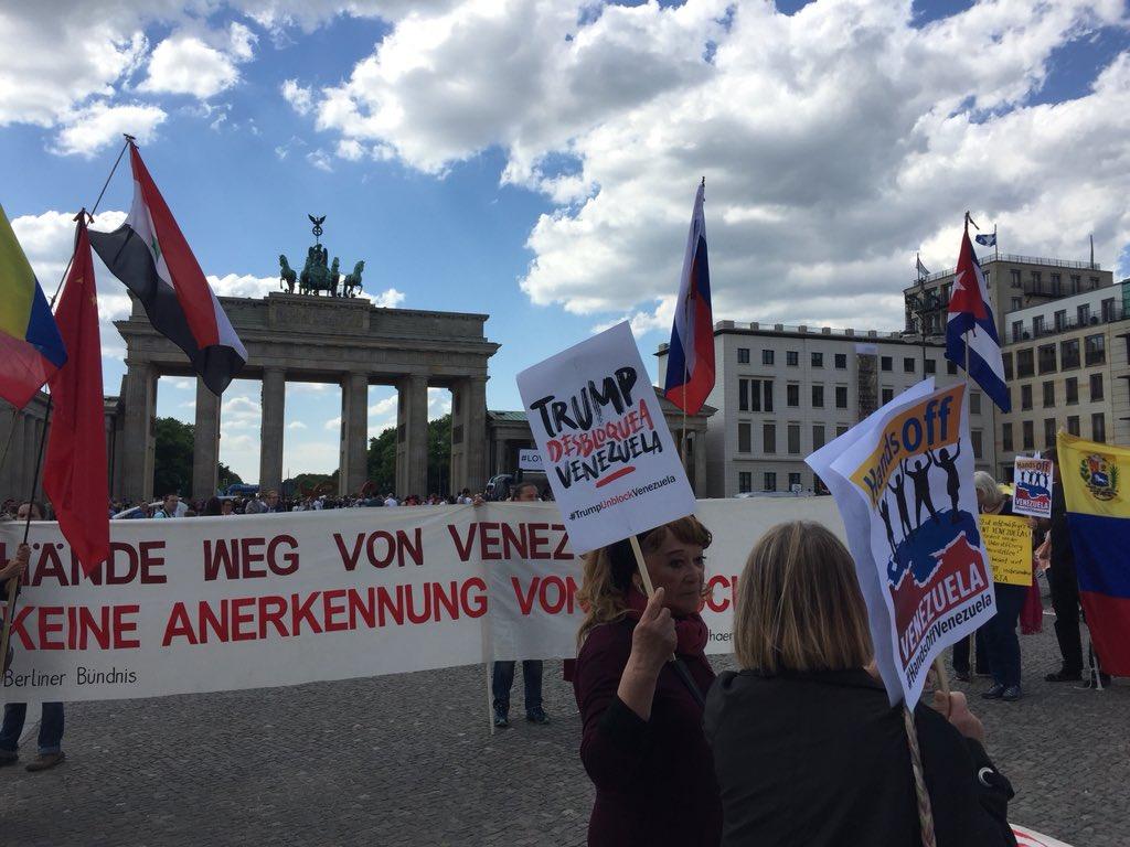 Berlin gegen die Blockade