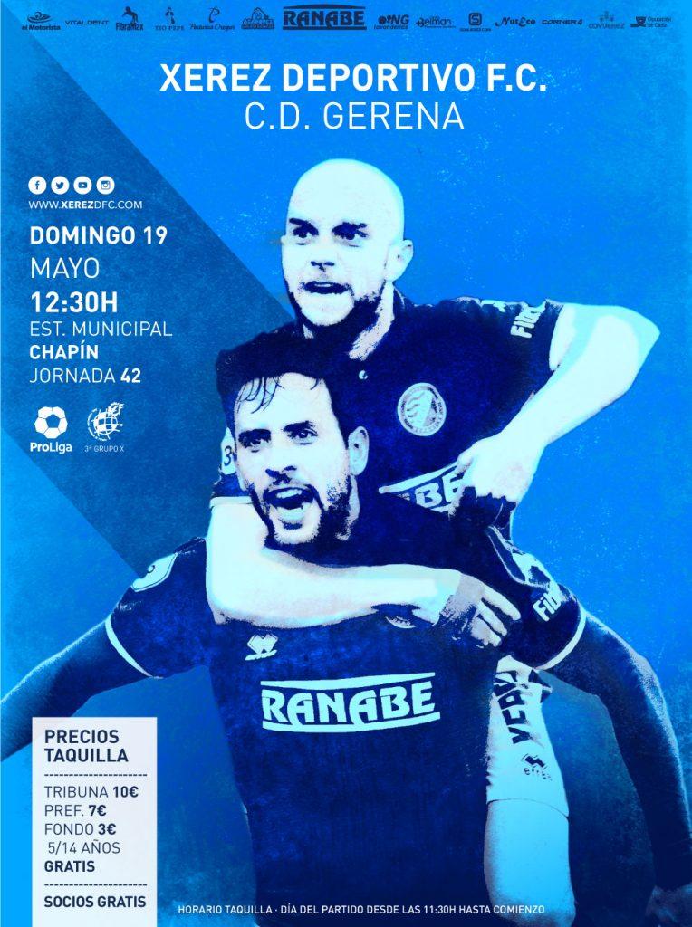 XEREZ DEPORTIVO FC's photo on MATCH DAY