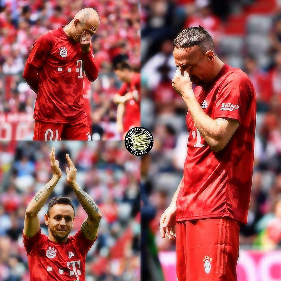 Desmo Fútbol's photo on Bayern
