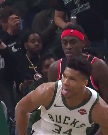 Them: Giannis, minutes before this game you were just named an MVP Finalist... Giannis: I dont care about that right now. I care about going to Toronto and focusing on Game 3. #FearTheDeer | #NBAPlayoffs