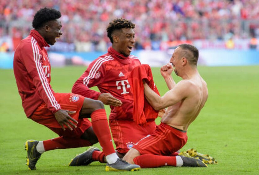 Futmais's photo on Bayern