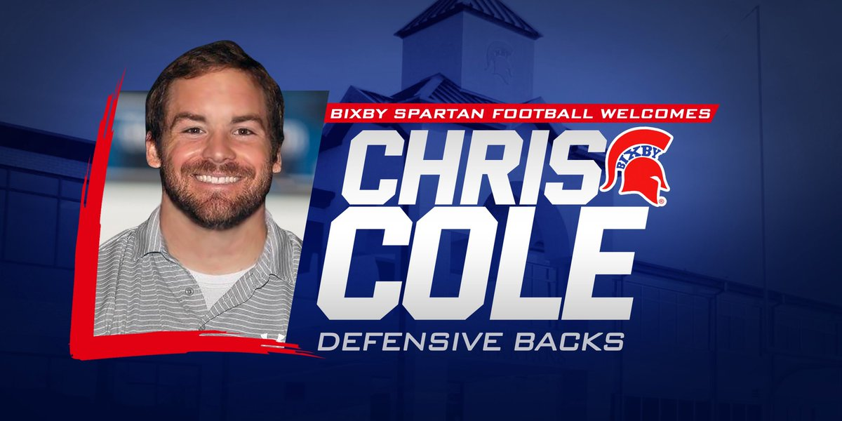 Welcome to Bixby @coachscole51
