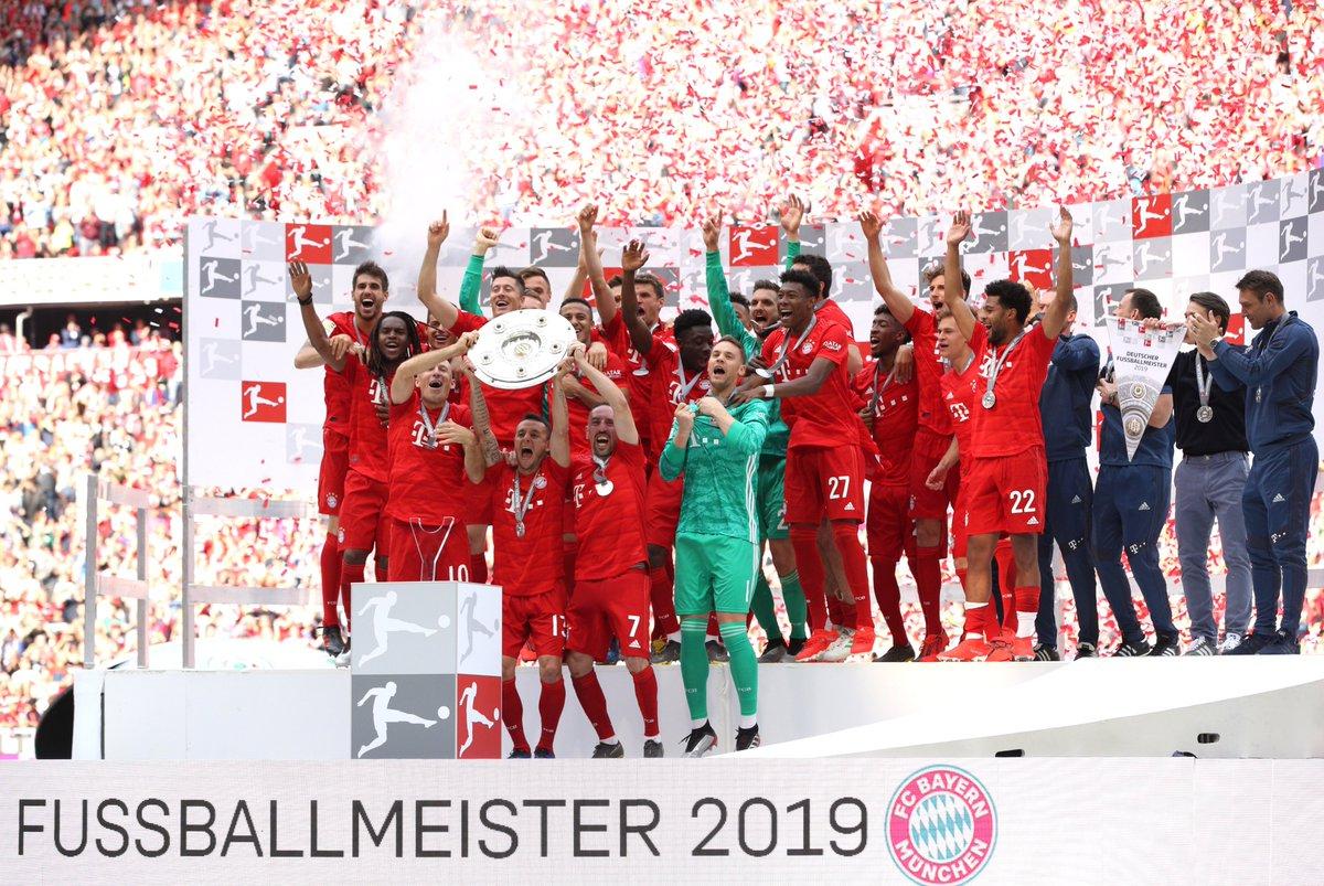 OptaJean's photo on Bayern