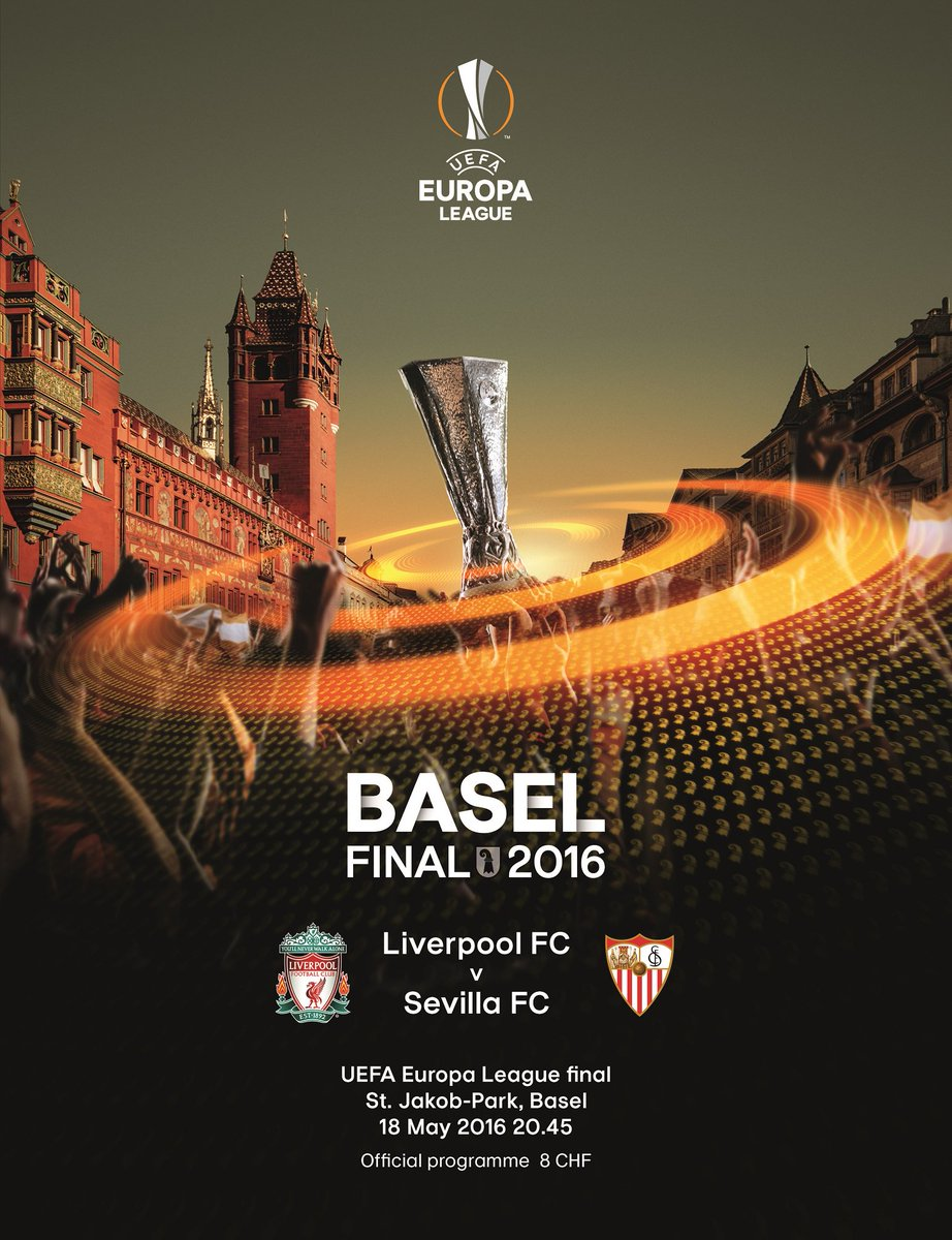 uefa europa league on twitter onthisday in 2016 sevilla become the first team to win a major european competition three years in a row uelfinal sevillafc https t co sfwyilfer5 twitter