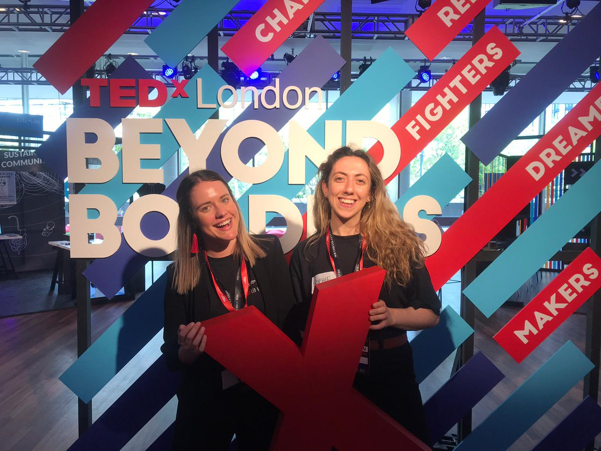 There are more than speakers at #TEDxLondon. The sessions might be over but our innovators in the #CitixLab are still there. Go enjoy!  #TEDxLondon #BeyondBorders