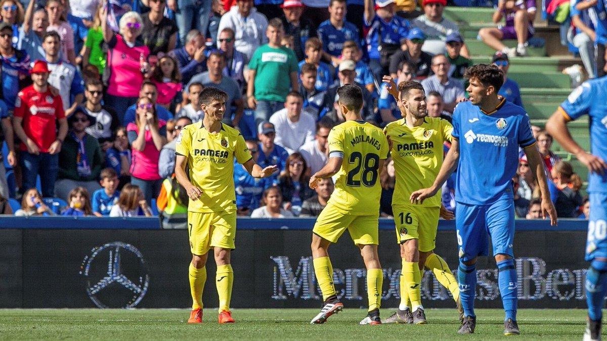 El Bernabéu's photo on El Villarreal