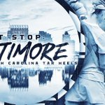 Image for the Tweet beginning: Next stop...BALTIMORE!!  (3) @uncwlax rides its