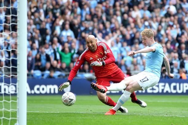 Kevin De Bruyne: A short story - Subbed on - Goal  - Assist#FACupFinal #ManCity