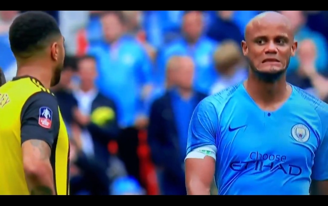 When someone says this city side isn't the best English team in history #FACupFinal #MCFC