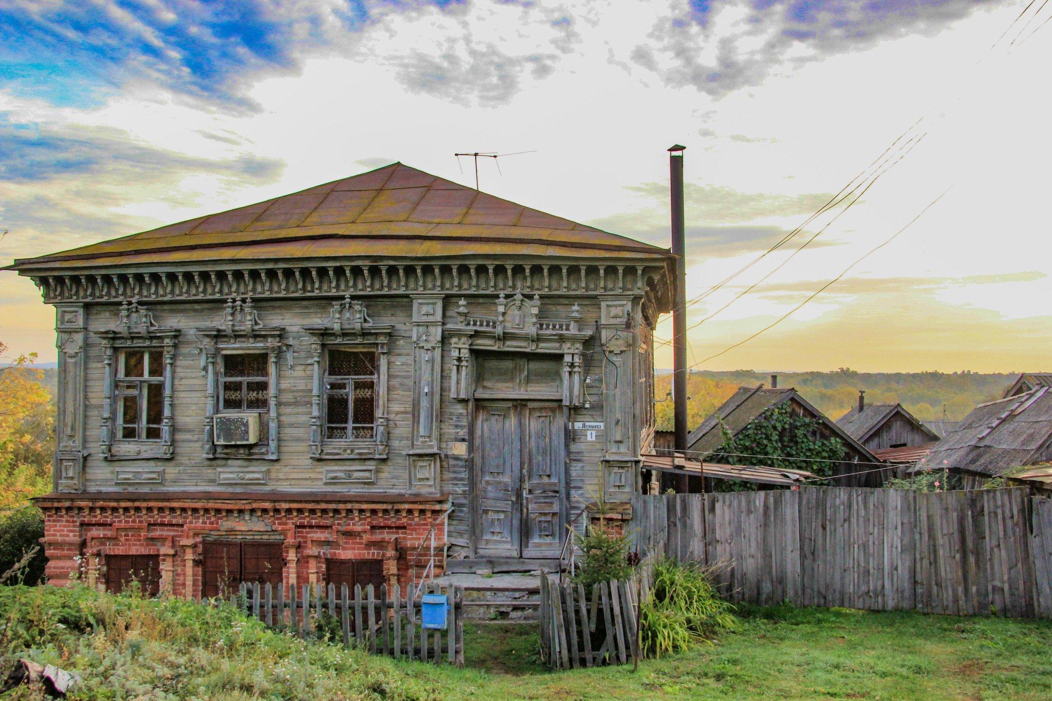 Село старое зеленое ульяновской области фото