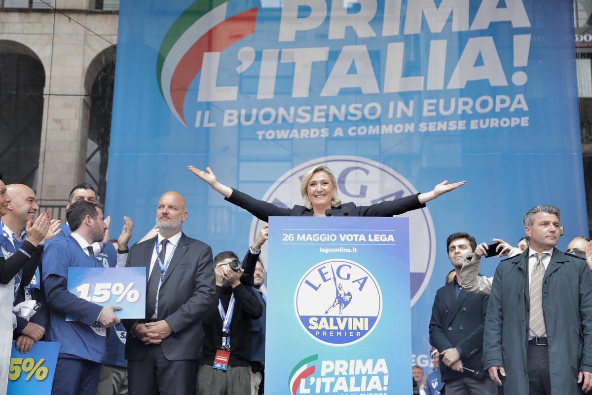 """Résultat de recherche d'images pour """"elections européennes rassemblement national twitter"""""""