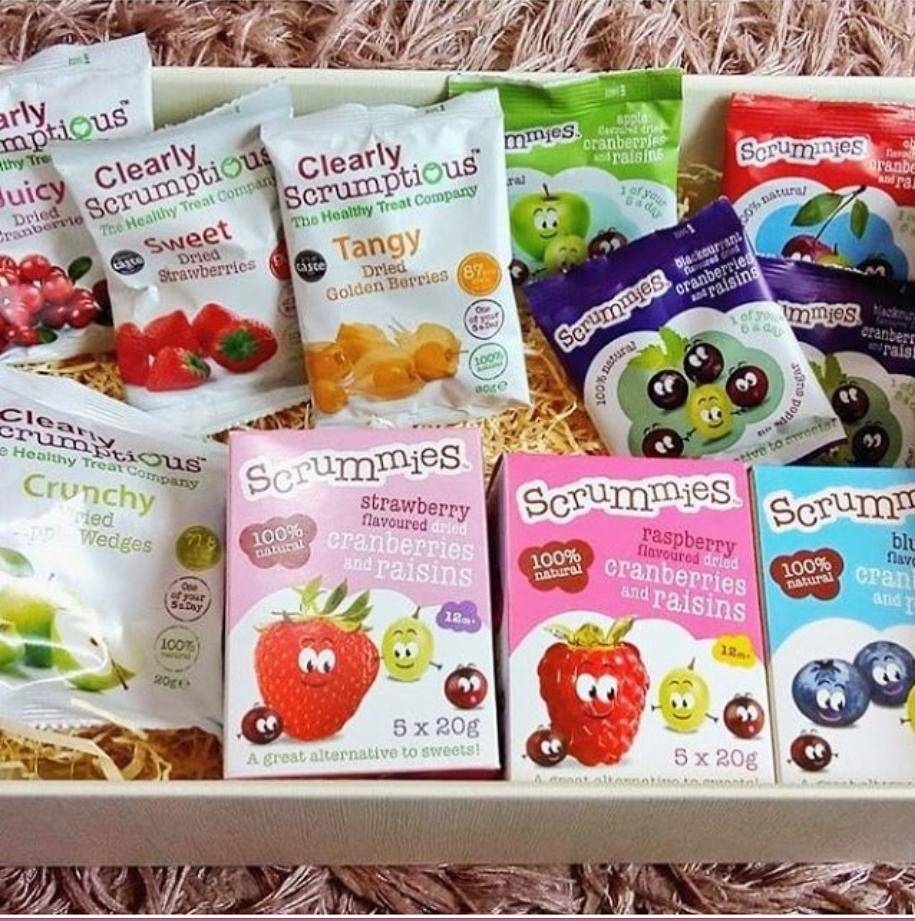 It&#39;s time for #SaturdayScrummies! For your chance to #win a selection of #Scrummies snacks, simply:  Follow @cscrumptious  RT this post  Comment using #SaturdayScrummies Sharing is caring so feel free to tag a friend and pass it on! #competitiontime  #goodluck #competition<br>http://pic.twitter.com/6OFIbcnEAY