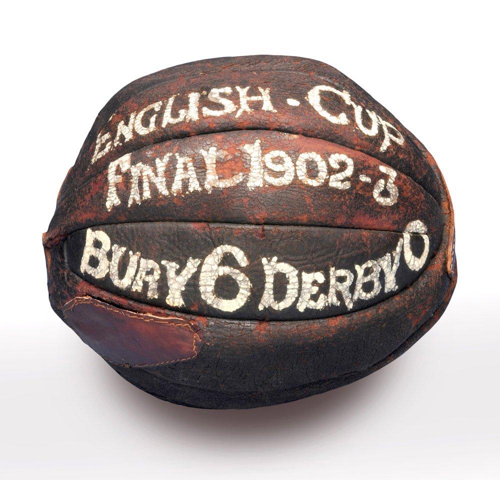 Bury Football Club's photo on #FACup