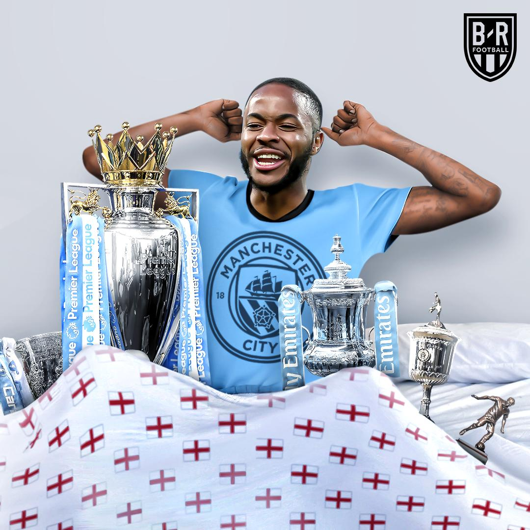 Only the fourth player to score a hat-trick in an #FACupfinal and the first since 1953!  Our @sterling7!#mancity https://twitter.com/ManCity/status/1129812049415036929/video/1…