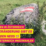Image for the Tweet beginning: #Neuwahlen in #Österreich: Echte Veränderung