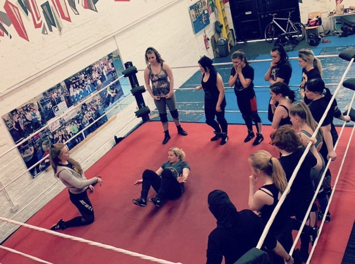 Some shots from my seminar at @FierceFAcademy