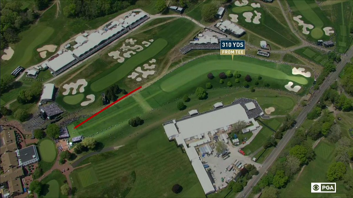 "PGA Championship 2019: Golf fans rip into CBS on social media over new ""aerial shot tracer"" on PGA broadcast"