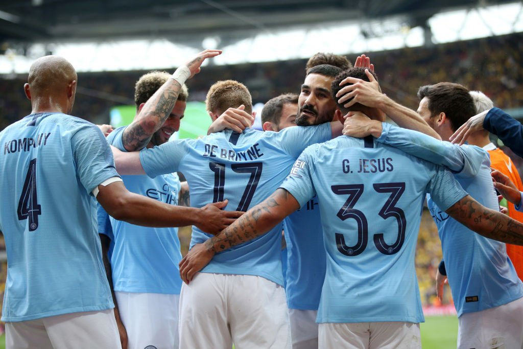The first English side to win 50 matches in all competitions in one season?  Here's how that looks...  W W W W W W W W W W W W W W W W W W W W W W W W W W W W W W W W W W W W W W W W W W W W W W W W W W  🔵 #mancity 🏆🏆🏆🏆