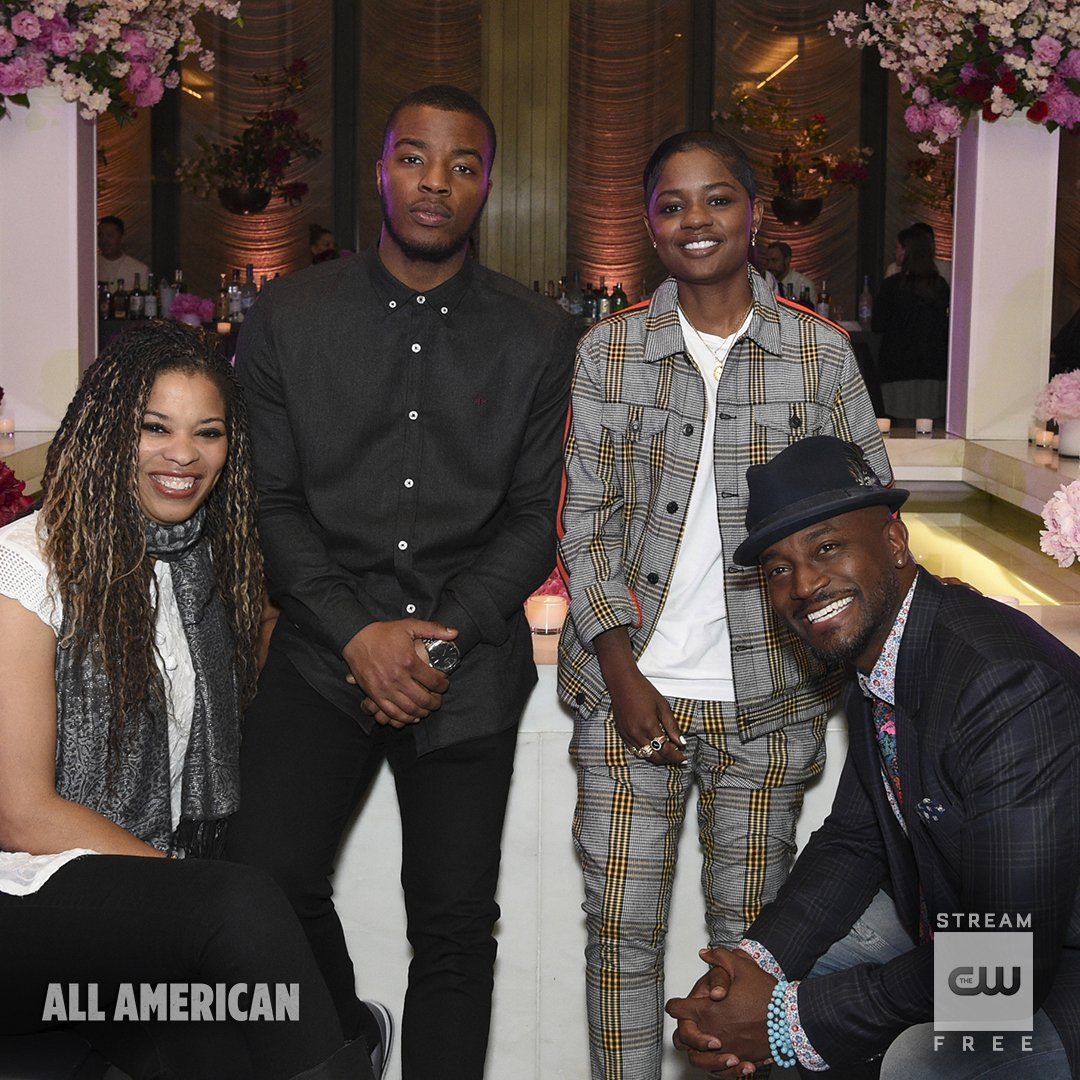 will there be a season 2 of all american