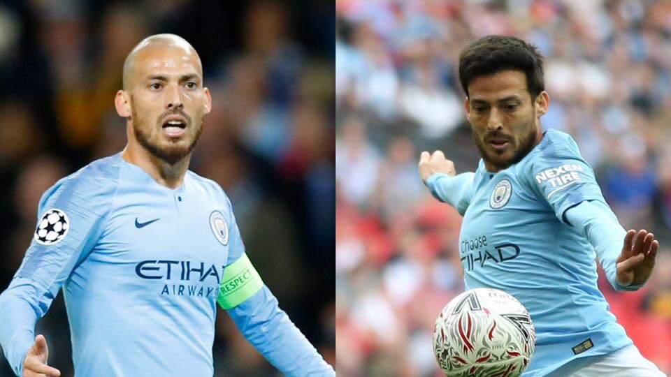 Best comebacks this season ranked: 4. Man Utd vs. PSG 3. Tottenham vs. Ajax 2. Liverpool vs. Barcelona 1. David Silvas hairline