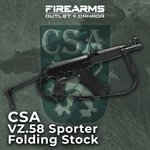 Image for the Tweet beginning: CSA VZ.58 Sporter LINK: