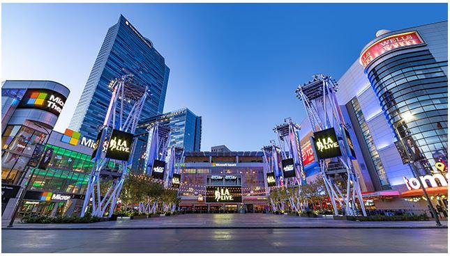 We're at L.A. LIVE again tonight May 18, from 3:00 PM - 8:00 PM. Come join us for your opportunity to SPIN THE LOTTERY WHEEL!