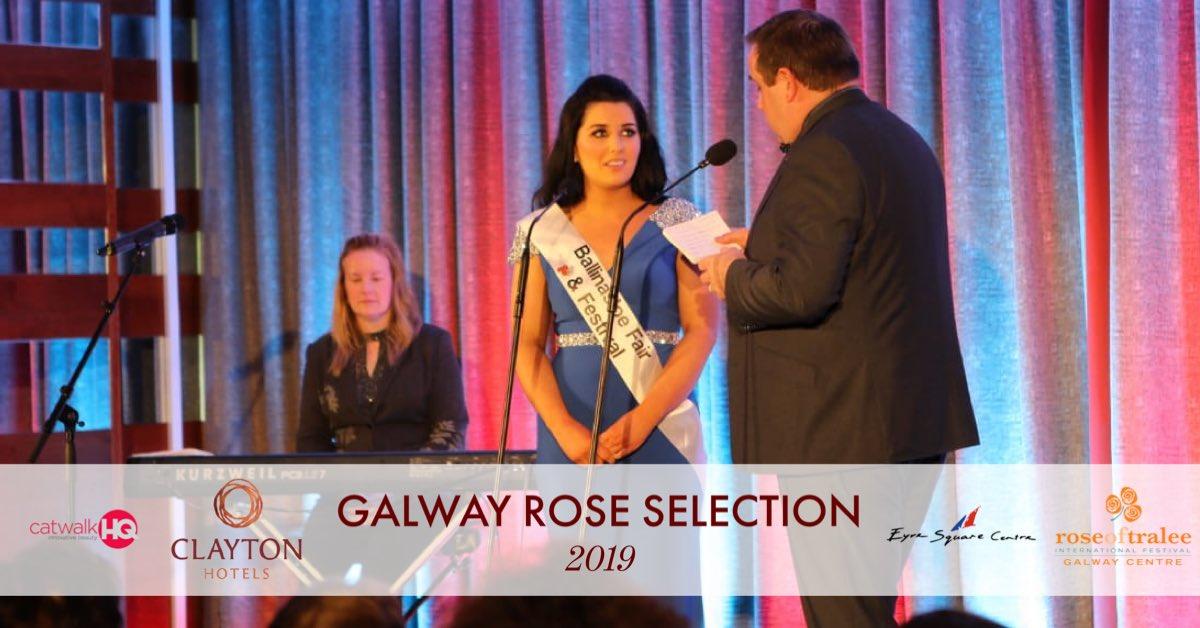 KATHY COLOHAN IS SPONSORED BY BALLINASLOE FAIR AND FESTIVAL #GalwayRose