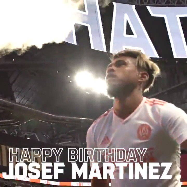 Happy Birthday, El Goleador!  You know what to do today 😡