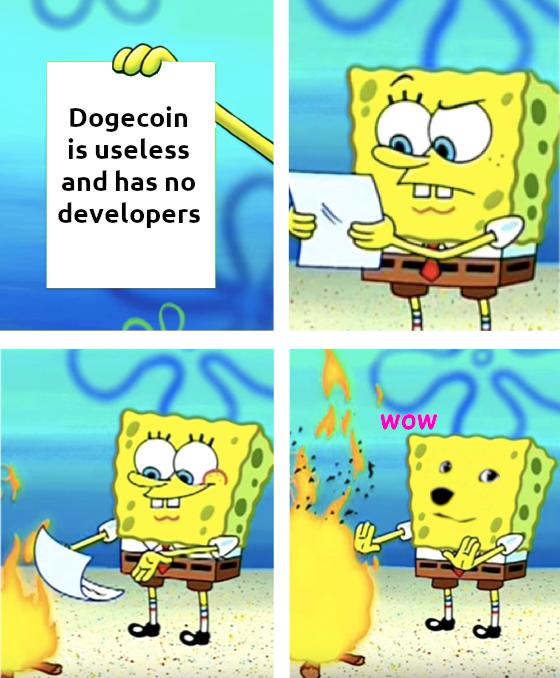 Tweet by @DogecoinMemes