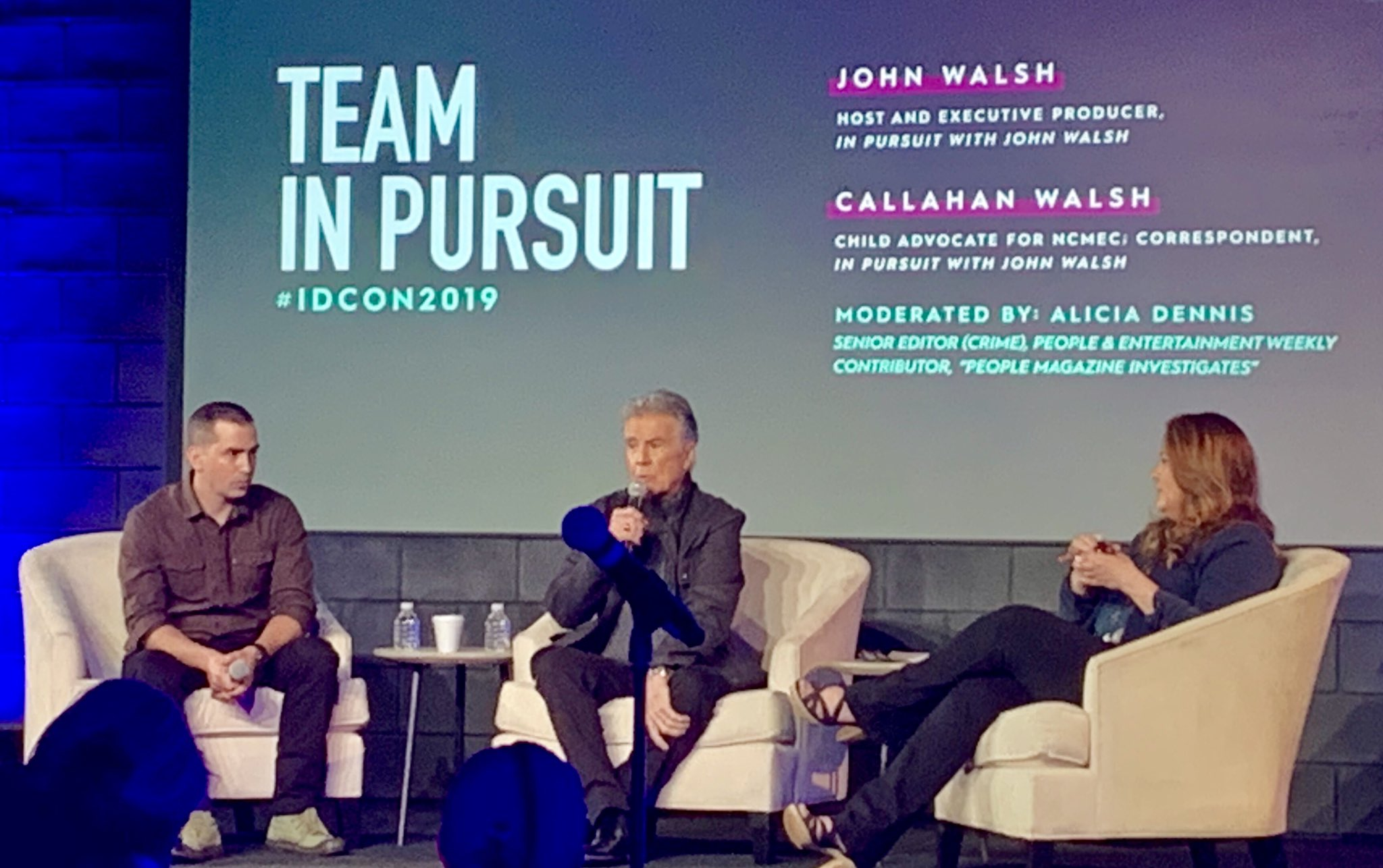 Callahan Walsh On Twitter It Was Great Seeing All The In Pursuit Fans At Idcon2019 Thanks For All The Support We Will Have Some Exciting News To Share Soon Teaminpursuit Discoveryid Https T Co Sfnains29o From wikipedia, the free encyclopedia. twitter