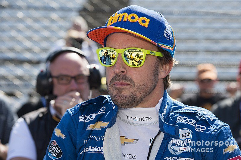 Alonso on his last chance to qualify for this years #Indy500: If its not enough, its what we deserve - tinyurl.com/yy2olh9v @IMS @IndyCar