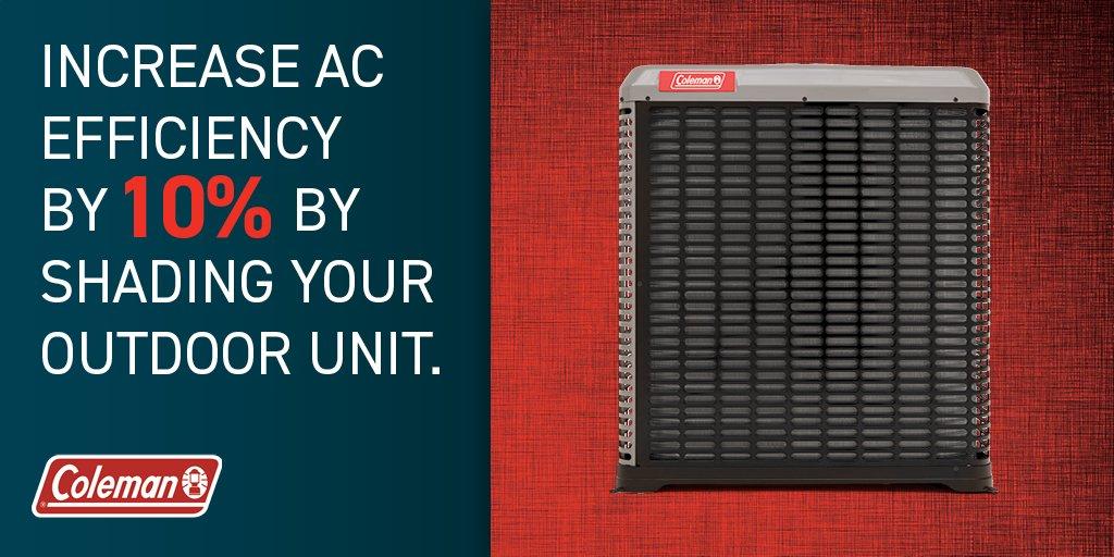 increase ac unit efficiency