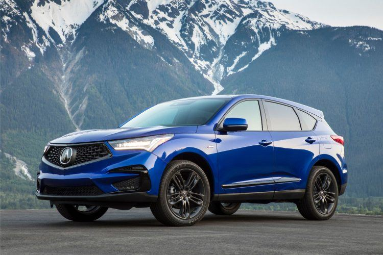 Every cake has icing and the 2020 @Acura #RDX is no exception.  http://ow.ly/CCm050ug9jM
