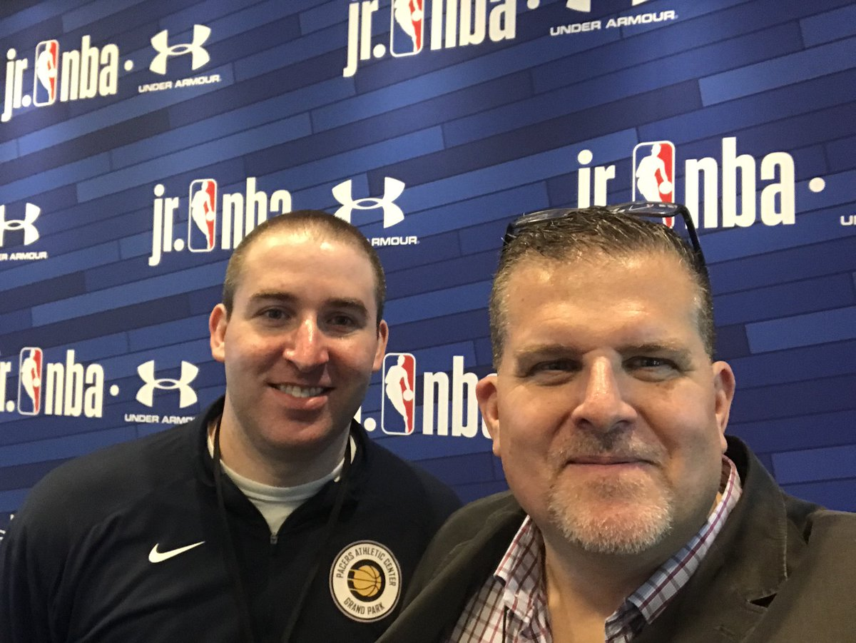 Had a great few days cohosting a session at the Jr. NBA Sports Buisness Leadership Conference. First class event.  #sportsbiz #youthsports #gameplanu #sportsbizpodcast #JrNBAUAConference