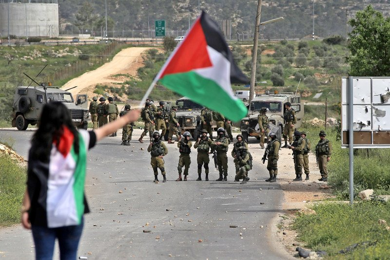 #BoycottEurovision2019 From the river to the sea, Palestine will be free. Viva Palestine.