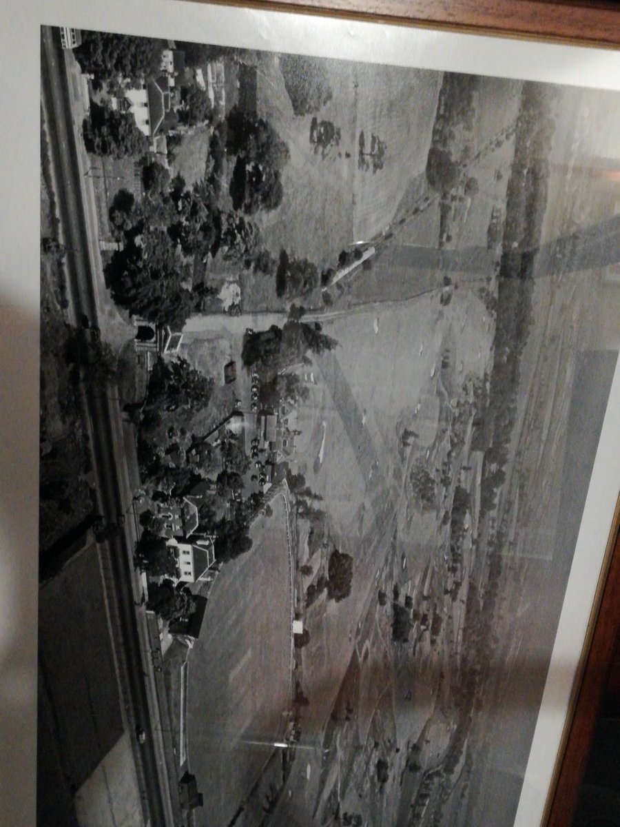 Pic approx 1947 from #petercole, printed and framed by @anxiousmac up in TV lounge @SandwellGolf https://t.co/yfa8QXTu6l