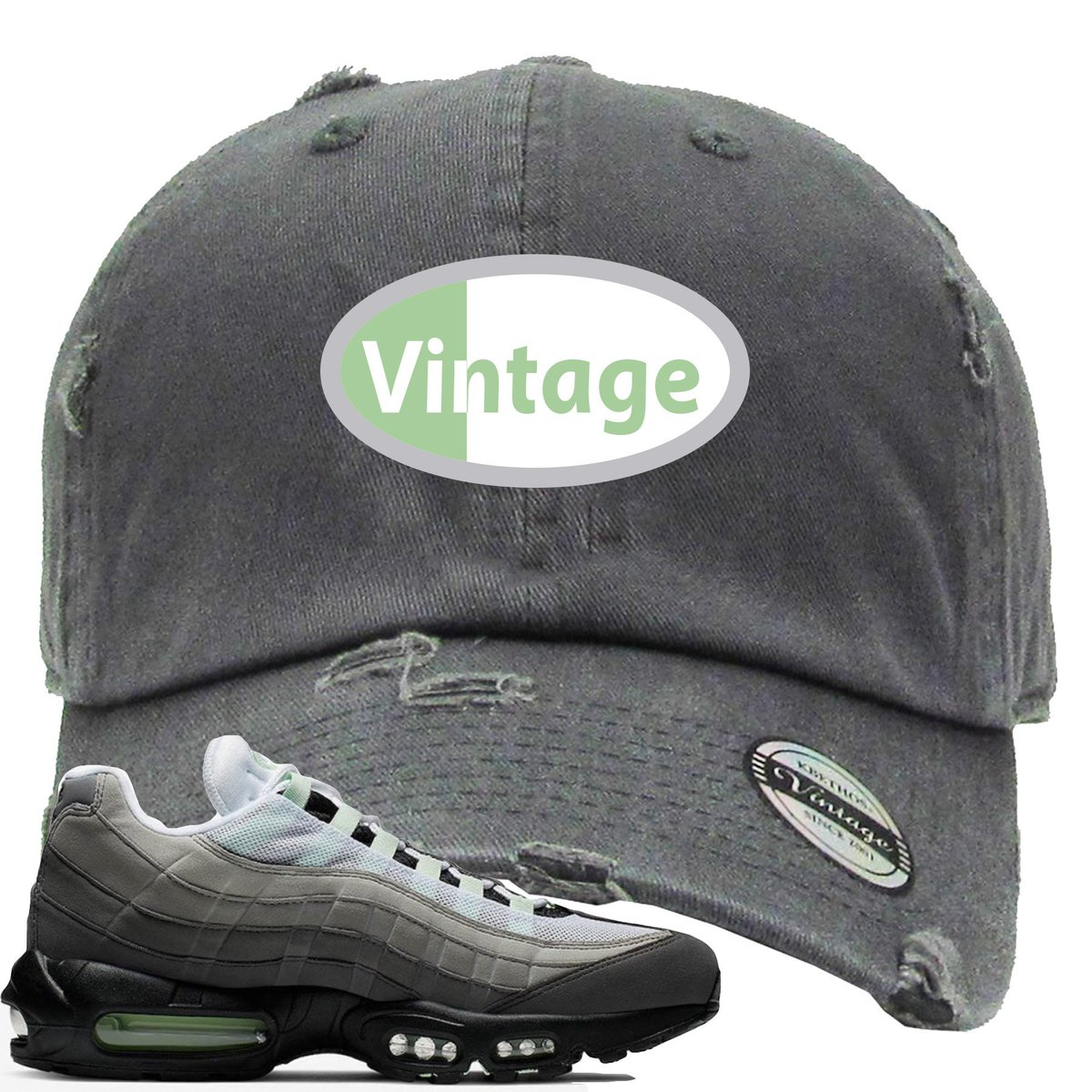 04f833881a720 Amp up your style with this distressed dad hat