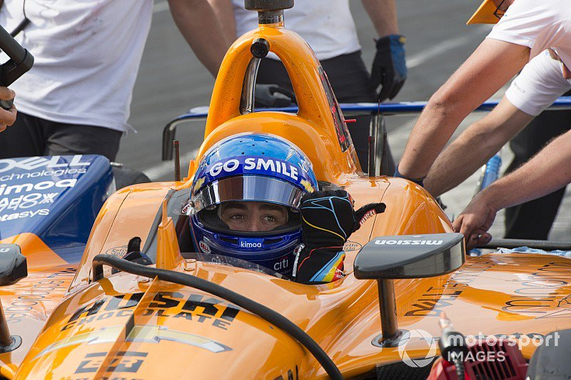 Alonso, Hinchcliffe forced to face Bump Day drama after failing to clock Top 30 times in #Indy500 qualifying - tinyurl.com/yyynqahr @IMS @IndyCar