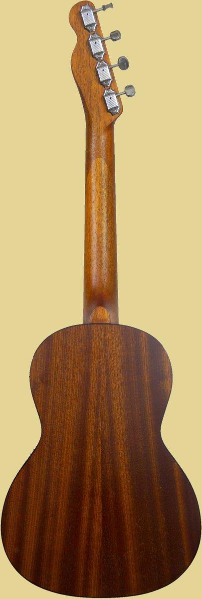 indonesian Fender Ukulele hai ola back