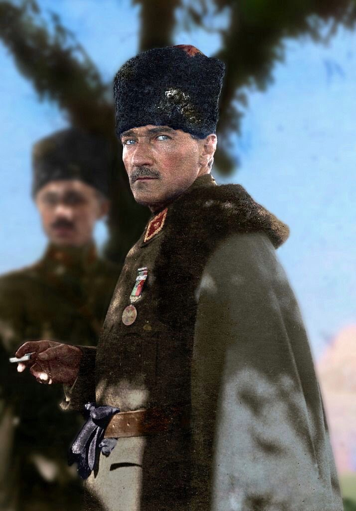 RT @AkbasAytac: İzindeyiz, daima... Atatürk'ü Anma, Gençlik ve Spor Bayramımız Kutlu Olsun! #19Mayıs1919 https://t.co/7SY1YXPeVS