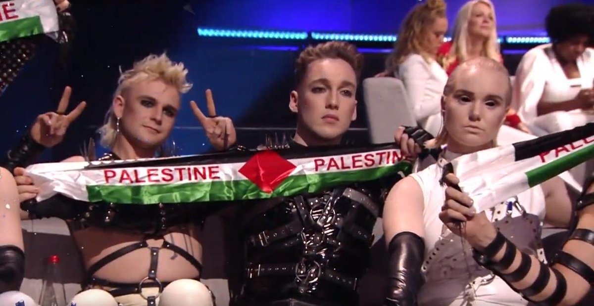 FUCKING LEGENDS!!!!!! #Eurovision