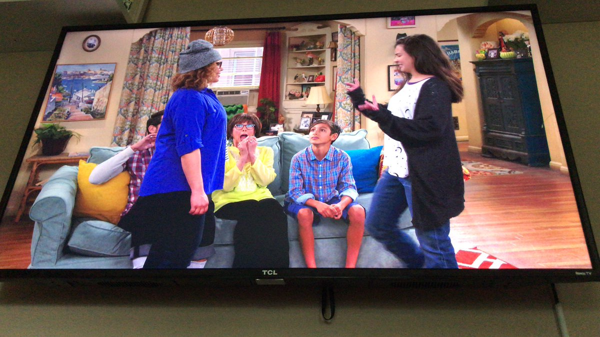 My 7-year-old son can't stop watching @OneDayAtATime. Praying that someone soon can #SaveODAAT <br>http://pic.twitter.com/SJLXPD4V0v