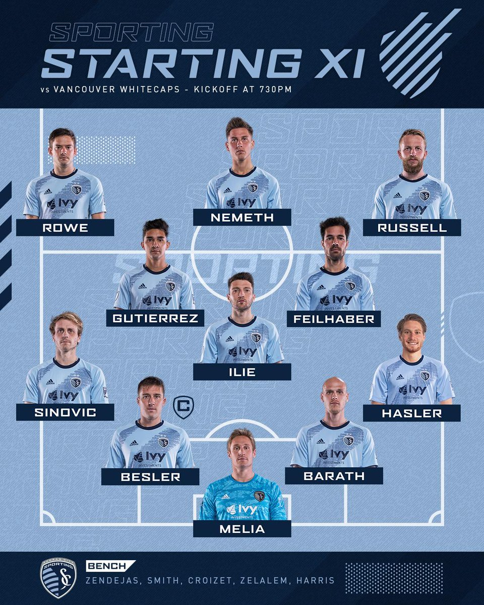 Sporting KC's photo on #SKCvVAN