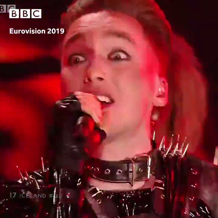 So #Eurovision this year was an ABSOLUTE ROLLERCOASTER. 🎉  Here's the final in three minutes.
