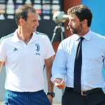 Image for the Tweet beginning: Juve-Allegri, è divorzio dopo 5