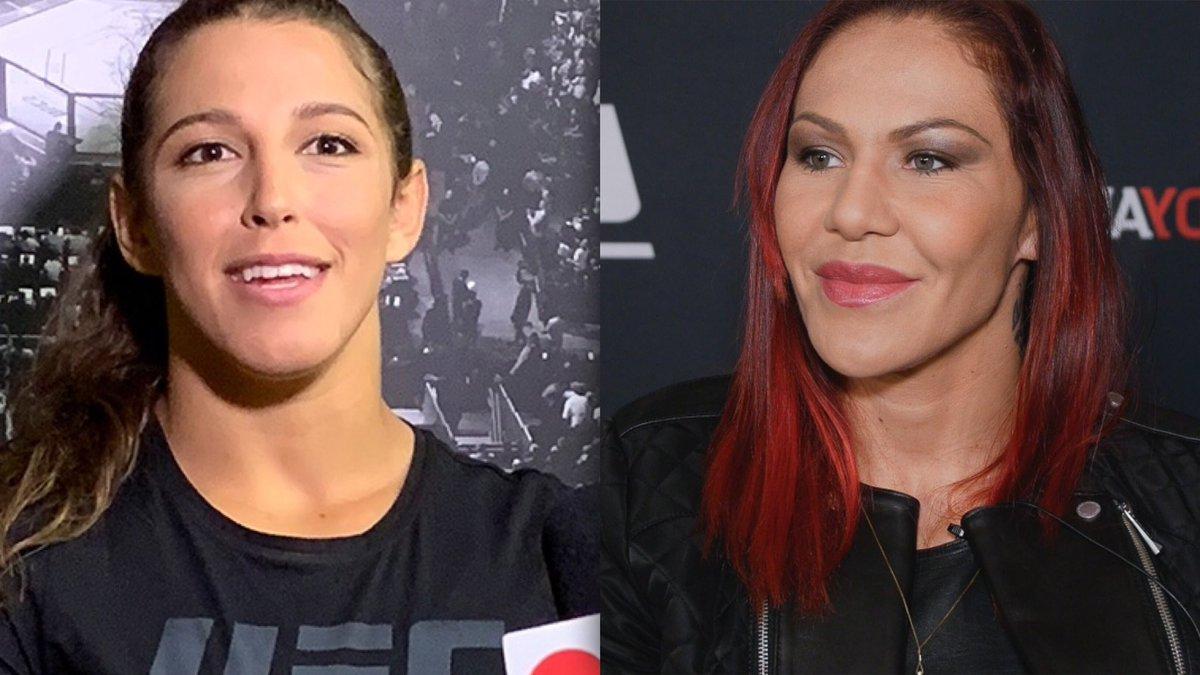 🚨#UFCRochester : L'ancienne 🏆 #Invicta Plumes #FeliciaSpencer faisait hier ses débuts #UFC . Elle a expédié #MeganAnderson avec un étranglement arrière Rd1 ‼️  👉 Dans la foulée la fighteuse invaincue a défié #CrisCyborg . #Cyborg propose #UFC240 Edmonton. 📆 27 juillet