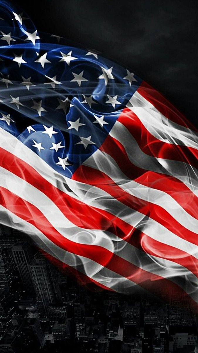 """3D IPhone Wallpaper On Twitter """"American Flag IPhone X"""
