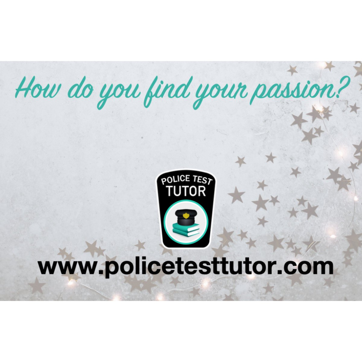 Police Test Tutor's photo on Barrie